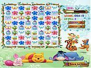 Play 100 Acre Wood Springtime Scramble Game