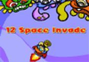 Play 12 Space Invader Game