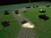 Play 3d Td Army Defense Game