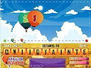 Play Air Balloon Rally Game