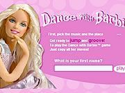 Play Barbie Carpets Musical Game
