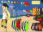 Play Beach Dressup Game