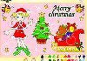 Play Color of Santa Game