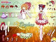 Play Daphne Dressup Game