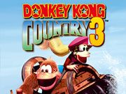 Play Donkey Kong Country 3 Dixie Kongs Double Trouble Game