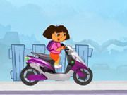 Play Dora Ride Game
