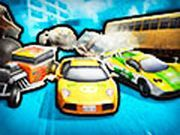 Play Downtown Drift Game