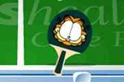 Play Garfield's Ping Pong Game