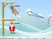 Play Gibbets Santa In Trouble Game