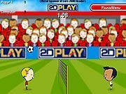 Play Glass of Europe Soccer of the World Game
