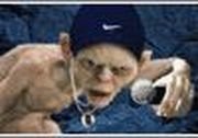 Play Gollum Rapper Game