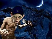 Play Gollum the Singing Rapper Game