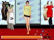 Play Hilary Duff Dress up 2 Game