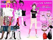 Play Impress Hot Dressup Game