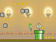 Play Luigi Days of Thunders Game