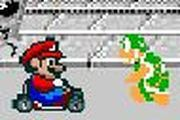Play Mario Nistro Kart Game