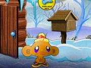 Play Monkey Go Happy Christmas Game