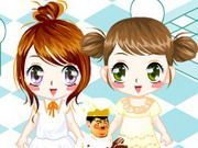 Play Pastry shop Game