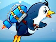 Play Penguin Jetpack Game