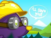 Play Purple Mole Game