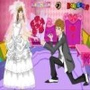 Play Romantic Wedding Time Game