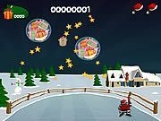 Play Santa and the Lost Gifts Game