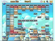 Play Star Kirby Brick War Game