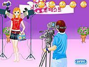Play TV Casting Makeover Game