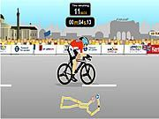 Play Time Trial Racer Game