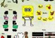 Play To Dress Bob Spongy Game