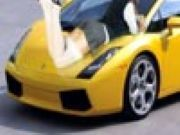 Play Yellow Car Beauty Game