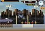Play Acrobatics in a Moto Game