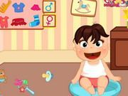 Play Adorable Twin Baby Game