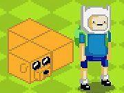 Play Adventure Time Bad Atticube Game