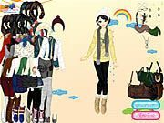 Play After the Rain Dressup Game