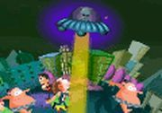 Play Alien Abductor Game