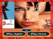 Play Angelina Photo Puzzle Game