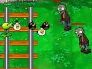 Play Angry Birds Vs Zombies Game