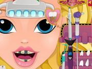 Play Apple White At The Dentist Game
