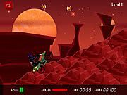 Play Astro Motocross Game