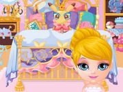 Play Baby Barbie Ballerina Costumes Game