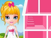 Play Baby Barbie Hobbies Doll House Game