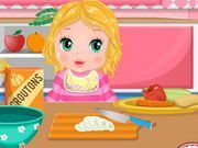 Play Baby Bonnie Bubble Jackets Game