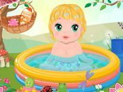 Play Baby Bonnie Flower Fairy Game