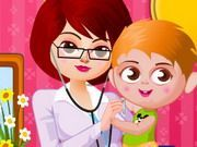 Play Baby Care And Cure Game