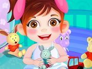 Play Baby Carmen Dress Up Game