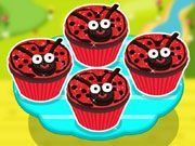 Play Baby Cooking Cupcake Game