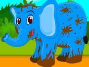 Play Baby Elephant Leg Injury Game