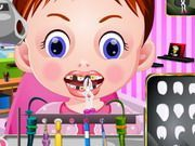 Play Baby Emma At The Dentist Game