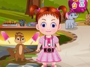 Play Baby Emma Zoo Adventure Game